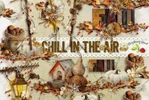Chill In The Air / A Fall/Winter themed digital scrapbook collection from Raspberry Road Designs.  / by Raspberry Road Designs