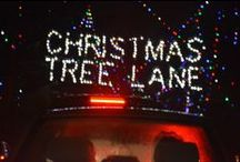 Fresno (CA) Christmas Tree Lane / Lights and decoration from Christmas Tree Lane / by Janice Seagraves