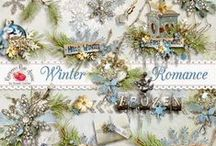 Winter Romance / by Raspberry Road Designs