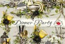 Dinner Party Collection / by Raspberry Road Designs