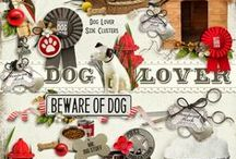 Dog Lover Scrapbook Kit / by Raspberry Road Designs