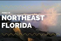 Parks of Northeast Florida / Jacksonville | St. Augustine | Fernandina Beach | Find Northeast Florida State Parks with our Regional Map: https://www.floridastateparks.org/parks-regional-map/northeast