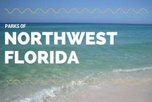 Parks of Northwest Florida / Pensacola | Panama City Beach | Destin | Find Northwest Florida State parks using our Regional Maps: https://www.floridastateparks.org/parks-regional-map/northwest
