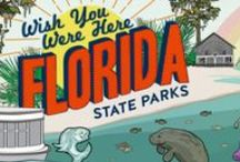 "Wish You Were Here /  ""Wish You Were Here"" is a self-guided tour highlighting some of Florida's most popular former roadside attractions which are now some of today's most beloved state parks.   Itinerary and Events: https://www.floridastateparks.org/content/road-trips"