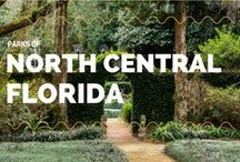 Parks of North Central Florida / Tallahassee | Lake City | Gainesville | Use our Regional Map to find a park near you! https://www.floridastateparks.org/parks-regional-map/northcentral