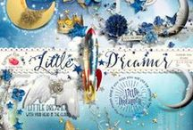 Little Dreamer Scrapbook Collection. / by Raspberry Road Designs