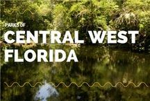 Parks of Central West Florida / Tampa | St. Petersburg | Clearwater |  Find a Central West Florida State Park using our Regional Map: https://www.floridastateparks.org/parks-regional-map/centralwest