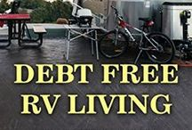 RV Living, Decor, Storage & More / This is your one stop shop for all things RV! We've compiled some helpful and resourceful tips to help living on the road a luxury!