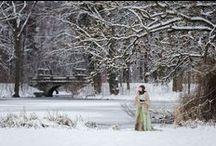 Portraitfotografie / Zauberhaftes Wintershooting mit einer Märchenfee; Fotos im Schnee; Fotos kreativ; Fotos mit Kostüm;Wintershooting;Schnee