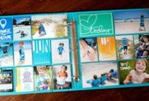 Crafts-Scrapbooking-Project Life / Project Life layout ideas