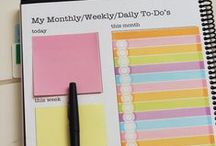 Time Management / Time management tips to help university students manage their busy schedules.
