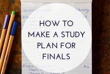 Study Tips / Studying doesn't just happen. You have to know how to do it. These tips will help you find your best study habits.