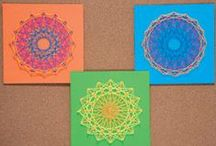 Crafts-String Art