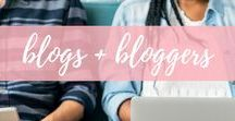 blogs & bloggers / My favourite bloggers and blogs.