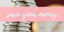 save money / How to save money, plus tips for frugal living ideas. Save money on groceries, save for a house and money tips to help you increase your savings.