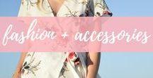 pretty fashion & accessories / Pretty jewellery, fashion and accessories.