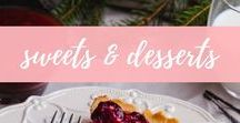 sweets and desserts / Dessert recipes, puddings, sweets, cake, pie, tarts, squares,  chocolate - YUM!