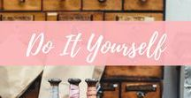 DIY / DIY (do it yourself), crafts, projects, home improvement and more.