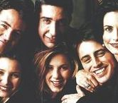 F.R.I.E.N.D.S. / Ross,Phoebe,Chandler,Joey,Monica and Rachel <3