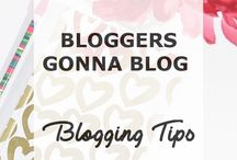| Bloggers Gonna Blog | / Blogging tips and ideas