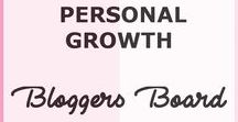 Personal Growth Bloggers / Calling all Personal Growth Bloggers! RULES: Must link to valuable content, no quote images, no recipes, bad performing pins will be deleted without warning. TO BE ADDED: Follow me and the board and then message me on Pinterest or email me at laura@thosepositivethoughts.com with a link to your profile