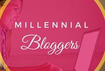 For Creative Millennial Bloggers / Want to start a blog? Awesome tips on choosing a blogging niche, how to start a blog, how to promote your blog, and how to make money blogging.