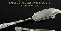 Fabergé art treasure found in Poland / This was one of the most famous and admired works made by Fabergé and also most expensive work ever created in Fabergé's workshop.