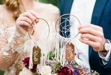 Boho, Indie & Vintage Wedding
