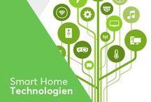 Smart Home Technologien / Loxone bietet eine 360° rundum Lösung und unterstützt zahlreiche Technologien mit dem Ziel Ihnen ein einzigartiges und unvergleichbares Wohngefühl zu schenken. Dank unserer mächtigen Software und der Miniserver Architektur lassen diese sich einfach und schnell einbinden.
