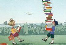 books, books, everywhere !