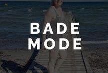 Plus Size Bademode / Plus Size Bademode – Swimwear