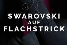 Swarovski Zusatz / Unsere Outfits passend zum Swarovski Kristalle Zusatz für alle Flachstrick Kompressionen von Medi