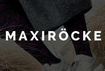 Maxiröcke / Der Allrounder für alle Lipödem und Lymphödem Betroffene, die ihre Beine verstecken möchten.