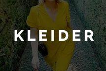 Kleider / Kleiderformen und Inspirationen für Lipödem und Lymphödem Betroffenen