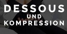Dessous und Kompression / Sich auch mit Lipödem und Kompression sinnlich fühlen. Meine Eigentherapie.