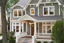 CURB APPEAL / by Alicia Loveridge