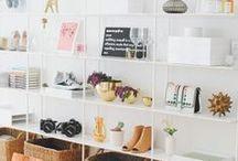 I love shelves