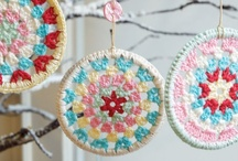 Knitting,Crochet,Crafts I love / Crocheting,Knitting & just things I love  / by JJ