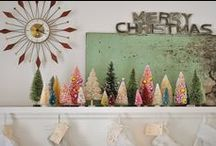 Holiday | Christmas / Celebrate Christmas with these DIY Christmas decor ideas. Everything from tree decorating to craft projects, food and more.