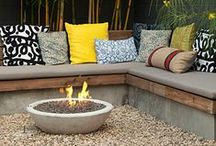 Decorate | Outdoors / Landscape, garden, pool design, porch, deck, and patio ideas.