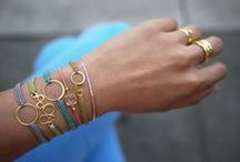 Style | Accessories / Rings, bracelets, hair bands, nails and accessories to add pop to your outfit.