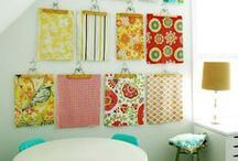 Decorate | Wall Art / Ways to decorate your walls with art. / by Leanne {Organize & Decorate}