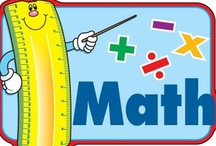 Math Ideas / by Crystal Lewis Houpe