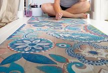 floorcloths / Rugs to make