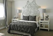 Decorate | Bedroom / How to decorate your bedroom with beautiful paint colors and creative design. / by Leanne {Organize & Decorate}