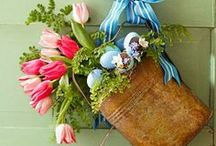 Decorate | Spring / Bring some color inside these Spring decorating ideas. / by Leanne {Organize & Decorate}