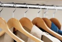 Organize | Closets / Organization ideas for closets. / by Leanne {Organize & Decorate}