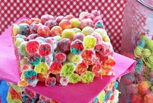 Sweet Treats! / Sweet treats and sugary delicious confections! / by Katie Miller