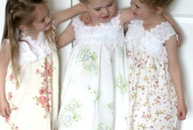 little girl clothes / by Andrea Bella Terra