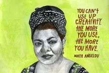 Feeding the Creative Heart / inspiration for creative arts / by Andrea Bella Terra